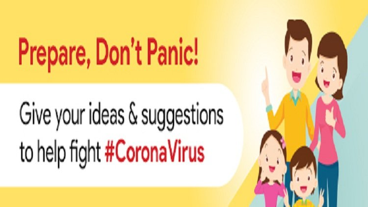 IMPORTANT INFORMATION FOR CORONA – VIRUS {STAY HOME KEEP SAFE}