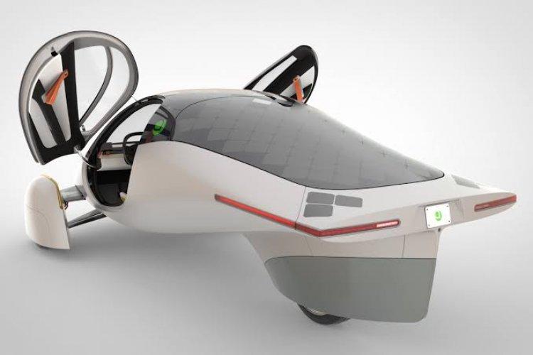 1600 km एक बार चार्ज में यह है इलेक्ट्रिक कार ऐप्टेरा मोटर्स एक अद्भुत बैटरी पावर्ड थ्री-व्हीलर कार